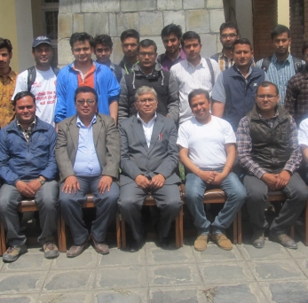 """We cordially request your gracious presence at the Closing Ceremonyof 1stand 2nd batch of """"Survey-Design  Training of Micro hydropower Project"""" being organized by Water and Energy Consultants Association Nepal(WECAN) with generous support from Alternative Energy Promotion Center (AEPC)/National Rural and Renewable Energy Programme(NRREP)"""